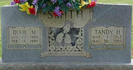SMITH, DIXIE M - Alcorn County, Mississippi | DIXIE M SMITH - Mississippi Gravestone Photos