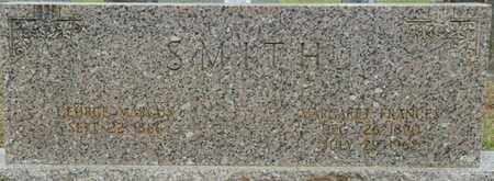 SMITH, MARGARET FRANCES - Alcorn County, Mississippi   MARGARET FRANCES SMITH - Mississippi Gravestone Photos