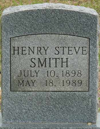 SMITH, HENRY STEVE - Alcorn County, Mississippi   HENRY STEVE SMITH - Mississippi Gravestone Photos