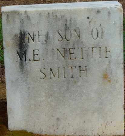SMITH, INFANT SON - Alcorn County, Mississippi | INFANT SON SMITH - Mississippi Gravestone Photos