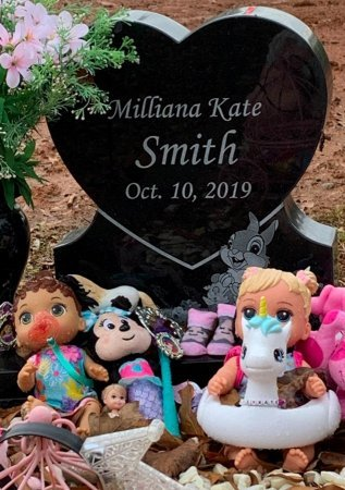 "SMITH, MILLIANA KATE ""MILLIE"" - Alcorn County, Mississippi | MILLIANA KATE ""MILLIE"" SMITH - Mississippi Gravestone Photos"