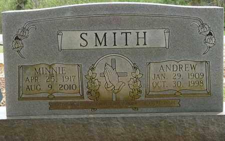 SMITH, MINNIE - Alcorn County, Mississippi   MINNIE SMITH - Mississippi Gravestone Photos