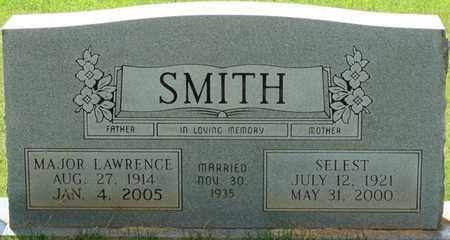 SMITH, MAJOR LAWRENCE - Alcorn County, Mississippi | MAJOR LAWRENCE SMITH - Mississippi Gravestone Photos
