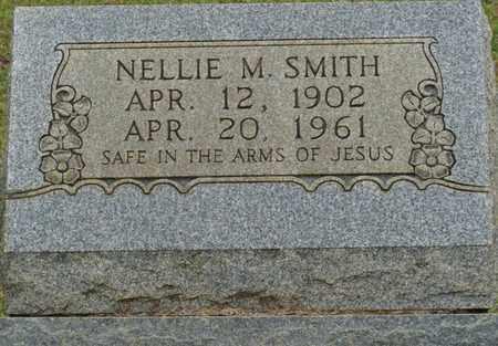 SMITH, NELLIE M - Alcorn County, Mississippi | NELLIE M SMITH - Mississippi Gravestone Photos