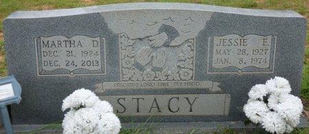 STACY, MARTHA GRACE - Alcorn County, Mississippi | MARTHA GRACE STACY - Mississippi Gravestone Photos