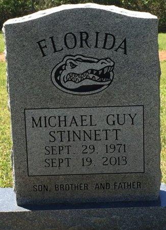 STINNETT, MICHAEL GUY - Alcorn County, Mississippi | MICHAEL GUY STINNETT - Mississippi Gravestone Photos