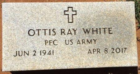 WHITE (VETERAN), OTTIS RAY (NEW) - Alcorn County, Mississippi   OTTIS RAY (NEW) WHITE (VETERAN) - Mississippi Gravestone Photos