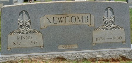 "NEWCOMB, JAMES EDWARD ""J.E."" - Alcorn County, Mississippi | JAMES EDWARD ""J.E."" NEWCOMB - Mississippi Gravestone Photos"