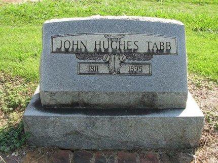 TABB, JOHN HUGHES - Chickasaw County, Mississippi | JOHN HUGHES TABB - Mississippi Gravestone Photos