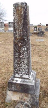 TABB, MARGARET E. - Chickasaw County, Mississippi | MARGARET E. TABB - Mississippi Gravestone Photos