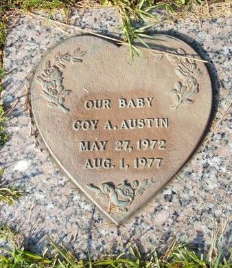 AUSTIN, COY A - Hancock County, Mississippi | COY A AUSTIN - Mississippi Gravestone Photos