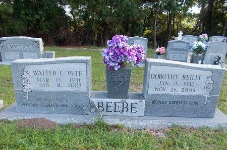 BEEBE, DOROTHY - Hancock County, Mississippi | DOROTHY BEEBE - Mississippi Gravestone Photos