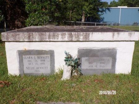BENNETT, CLARA L - Hancock County, Mississippi | CLARA L BENNETT - Mississippi Gravestone Photos