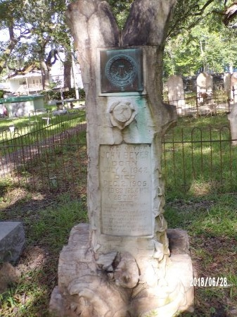 BEYER, JOHN - Hancock County, Mississippi | JOHN BEYER - Mississippi Gravestone Photos