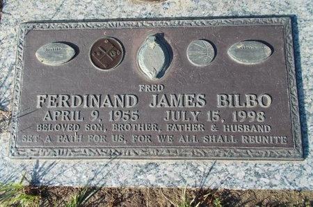 """BILBO, FERDINAND JAMES """"FRED"""" - Hancock County, Mississippi   FERDINAND JAMES """"FRED"""" BILBO - Mississippi Gravestone Photos"""