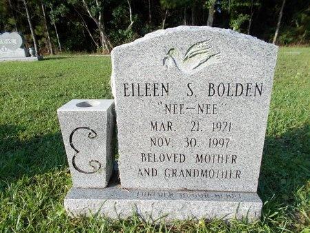 BOLDEN, EILEEN S - Hancock County, Mississippi | EILEEN S BOLDEN - Mississippi Gravestone Photos