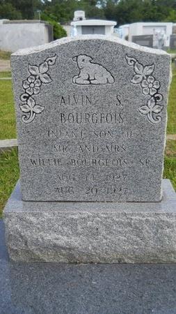 BOURGEOIS, ALVIN S - Hancock County, Mississippi | ALVIN S BOURGEOIS - Mississippi Gravestone Photos
