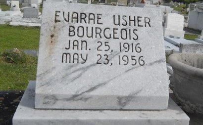BOURGEOIS, EVARAE - Hancock County, Mississippi | EVARAE BOURGEOIS - Mississippi Gravestone Photos
