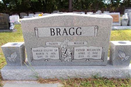 BRAGG, ESTHER - Hancock County, Mississippi | ESTHER BRAGG - Mississippi Gravestone Photos