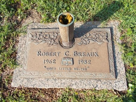 BREAUX, ROBERT C - Hancock County, Mississippi | ROBERT C BREAUX - Mississippi Gravestone Photos