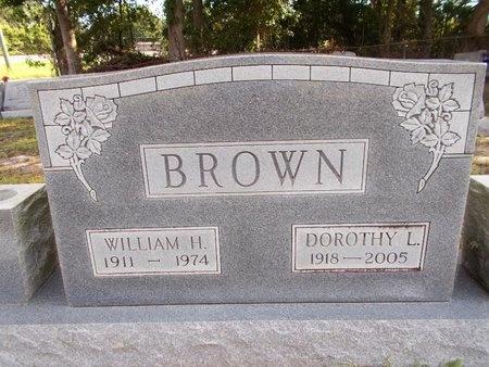 BROWN, DOROTHY L - Hancock County, Mississippi | DOROTHY L BROWN - Mississippi Gravestone Photos