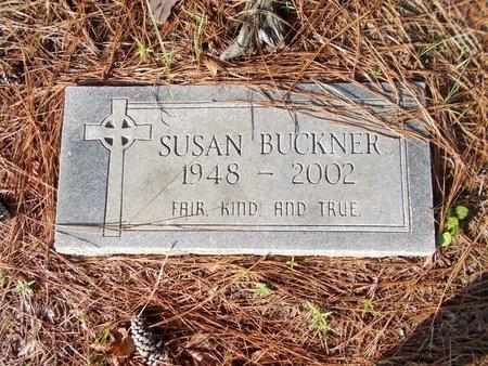 BUCKNER, SUSAN - Hancock County, Mississippi   SUSAN BUCKNER - Mississippi Gravestone Photos