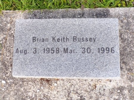 BUSSEY, BRIAN KEITH - Hancock County, Mississippi   BRIAN KEITH BUSSEY - Mississippi Gravestone Photos