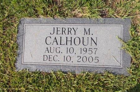 CALHOUN, JERRY M - Hancock County, Mississippi | JERRY M CALHOUN - Mississippi Gravestone Photos