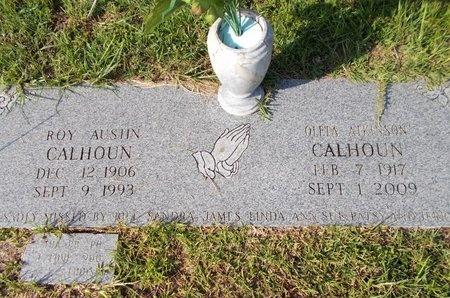 CALHOUN, OLETA - Hancock County, Mississippi   OLETA CALHOUN - Mississippi Gravestone Photos