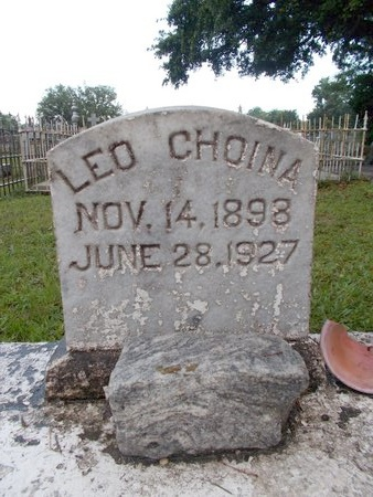 CHOINA, LEO - Hancock County, Mississippi | LEO CHOINA - Mississippi Gravestone Photos