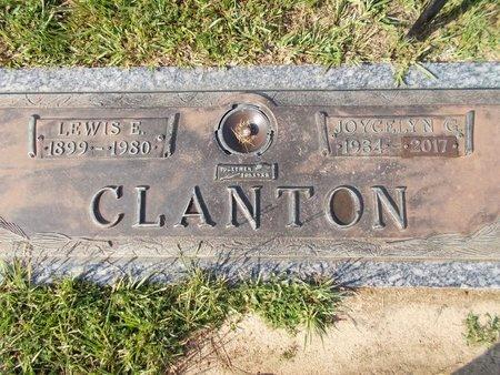CLANTON, JOYCELYN G - Hancock County, Mississippi | JOYCELYN G CLANTON - Mississippi Gravestone Photos