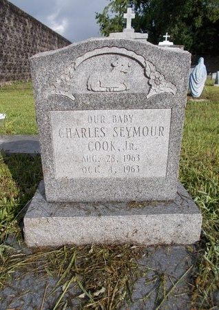 COOK, CHARLES SEYMOUR., JR - Hancock County, Mississippi | CHARLES SEYMOUR., JR COOK - Mississippi Gravestone Photos