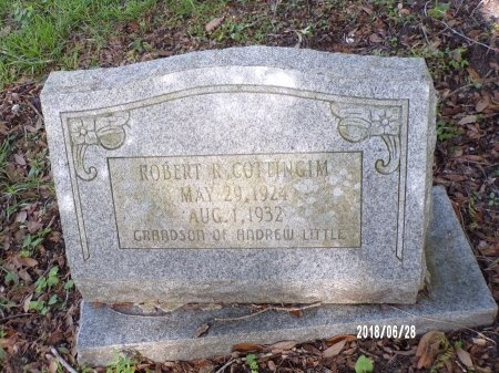 COTTINGIM, ROBERT R - Hancock County, Mississippi | ROBERT R COTTINGIM - Mississippi Gravestone Photos