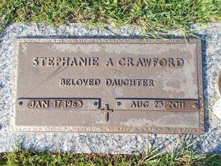 CRAWFORD, STEPHANIE A - Hancock County, Mississippi   STEPHANIE A CRAWFORD - Mississippi Gravestone Photos