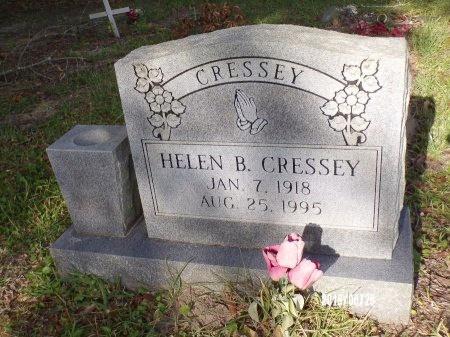 CRESSEY, HELEN B - Hancock County, Mississippi | HELEN B CRESSEY - Mississippi Gravestone Photos