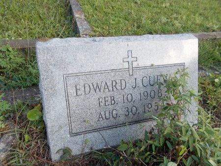CUEVAS, EDWARD J - Hancock County, Mississippi | EDWARD J CUEVAS - Mississippi Gravestone Photos