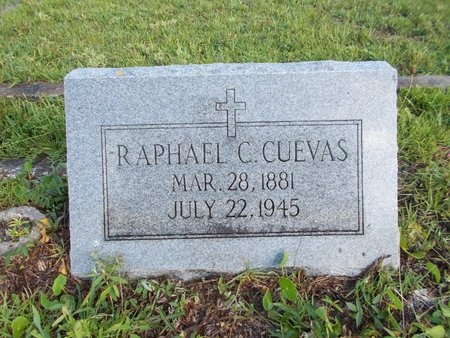 CUEVAS, RAPHAEL C - Hancock County, Mississippi | RAPHAEL C CUEVAS - Mississippi Gravestone Photos