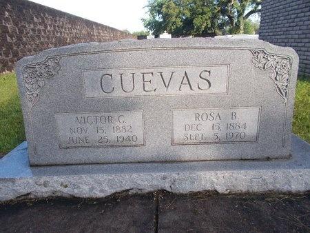CUEVAS, VICTOR C - Hancock County, Mississippi | VICTOR C CUEVAS - Mississippi Gravestone Photos