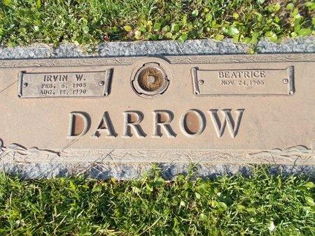WELLS DARROW, MARIA BEATRICE - Hancock County, Mississippi | MARIA BEATRICE WELLS DARROW - Mississippi Gravestone Photos