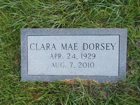 DORSEY, CLARA MAE - Hancock County, Mississippi | CLARA MAE DORSEY - Mississippi Gravestone Photos