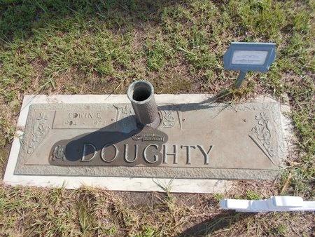 DOUGHTY, EDWIN E - Hancock County, Mississippi | EDWIN E DOUGHTY - Mississippi Gravestone Photos