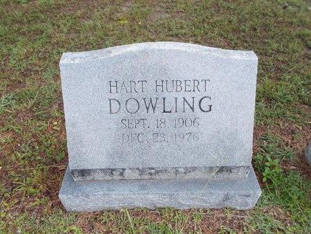 DOWLING, HART HUBERT - Hancock County, Mississippi | HART HUBERT DOWLING - Mississippi Gravestone Photos