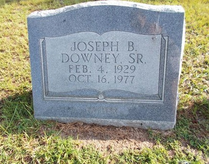 DOWNEY, JOSEPH B., SR - Hancock County, Mississippi   JOSEPH B., SR DOWNEY - Mississippi Gravestone Photos