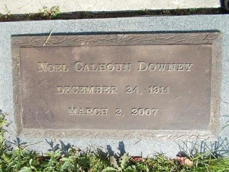 DOWNEY, NOEL - Hancock County, Mississippi | NOEL DOWNEY - Mississippi Gravestone Photos