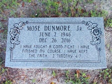 DUNMORE, MOSE, JR - Hancock County, Mississippi   MOSE, JR DUNMORE - Mississippi Gravestone Photos