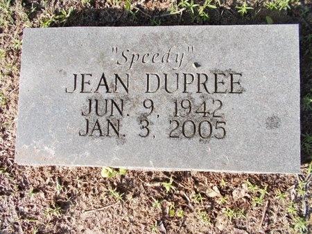 DUPREE, JEAN - Hancock County, Mississippi | JEAN DUPREE - Mississippi Gravestone Photos