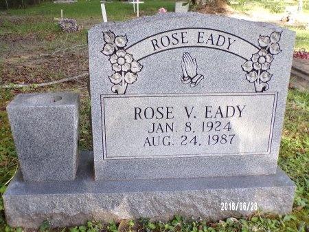 EADY, ROSE V - Hancock County, Mississippi | ROSE V EADY - Mississippi Gravestone Photos