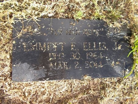 ELLIS, EMMETT E., JR - Hancock County, Mississippi | EMMETT E., JR ELLIS - Mississippi Gravestone Photos