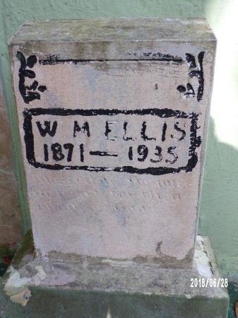 ELLIS, WILLIAM M - Hancock County, Mississippi | WILLIAM M ELLIS - Mississippi Gravestone Photos