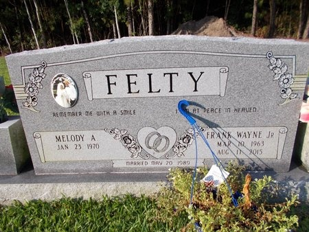 FELTY, FRANK WAYNE, JR - Hancock County, Mississippi   FRANK WAYNE, JR FELTY - Mississippi Gravestone Photos
